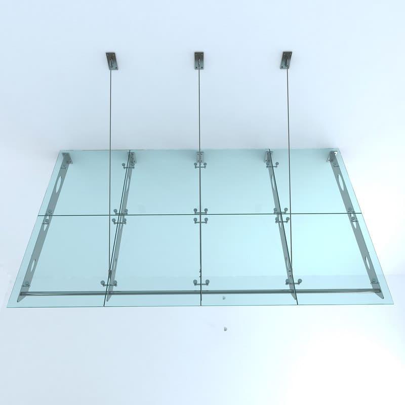 Спайдерное крепление для стекла