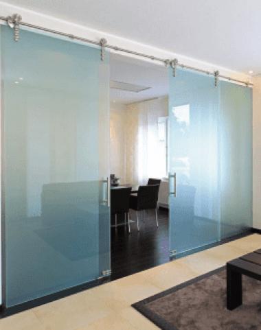 Раздвижные двери и перегородки Вектор Мини