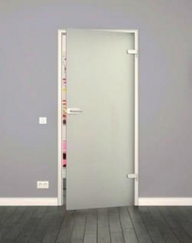 Распашная дверь в коробке